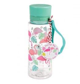 Drinkfles flamingo