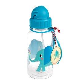 Fles rietje olifant