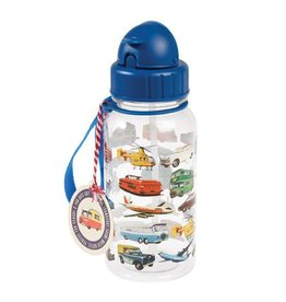 Fles rietje transport