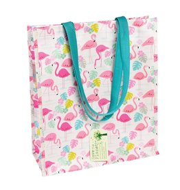Shopper A3 flamingo
