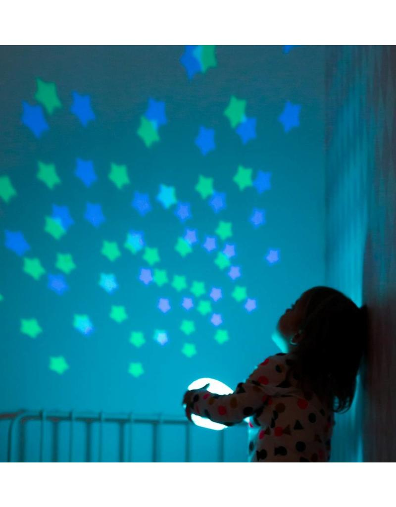Projector regenboog
