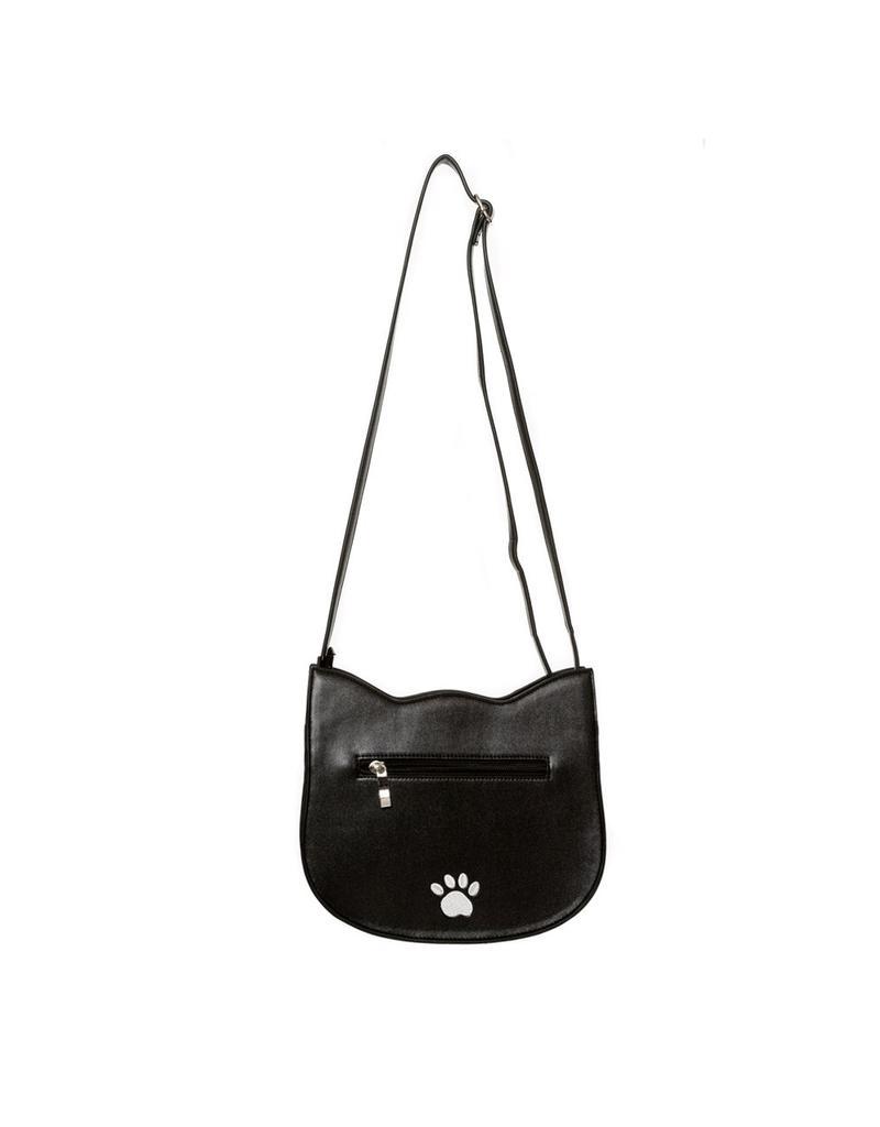 Handtas kat zwart