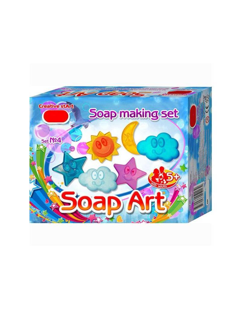 DIY Soap Art set