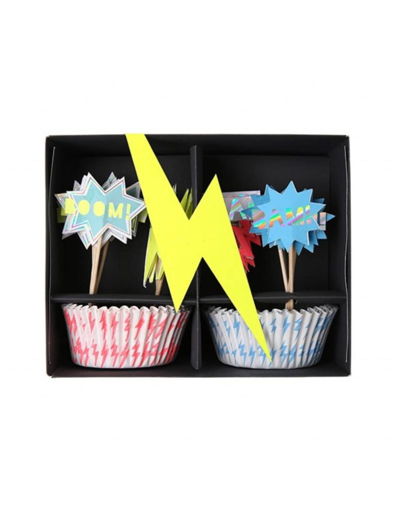 Cupcakes bliksem
