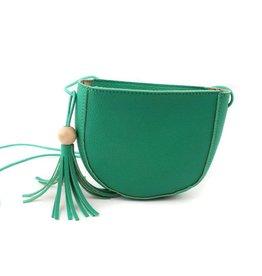 Handtasje groen