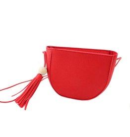 Handtasje rood