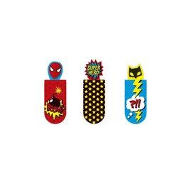 Magnetische bladwijzers superhelden