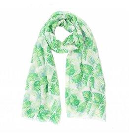 Sjaal bladeren