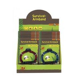 Survival armband