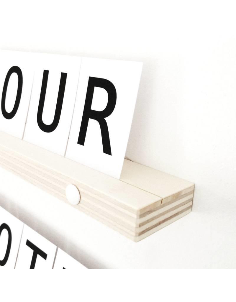 Textboard basic set