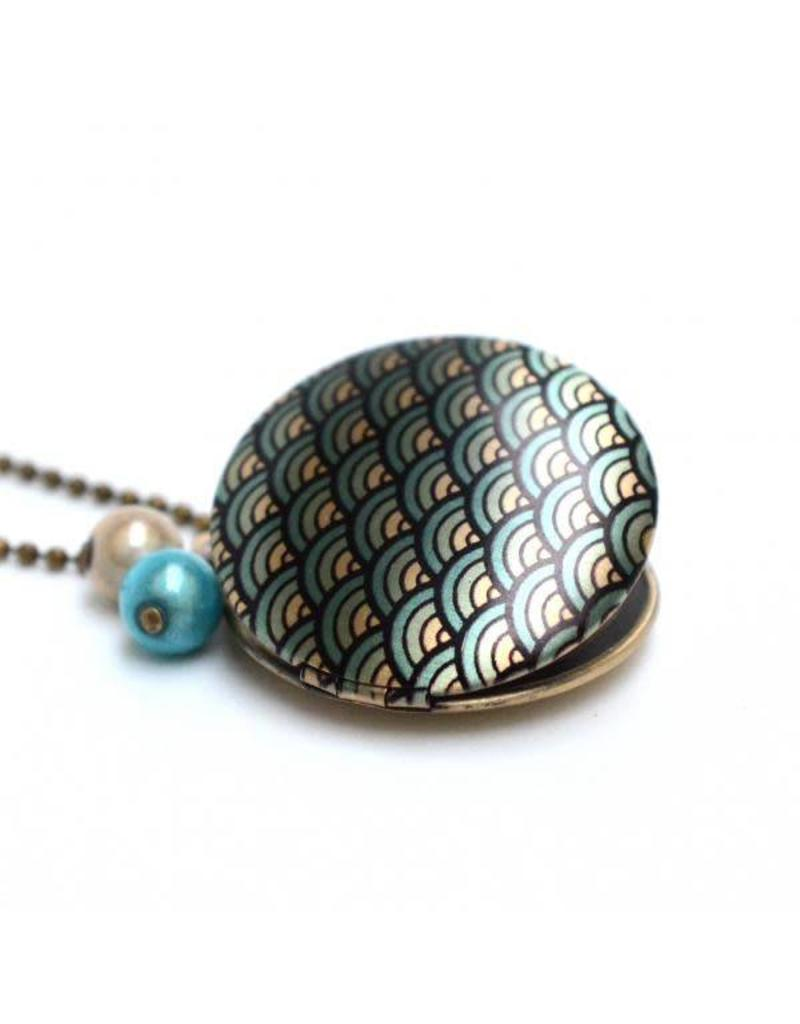 Locket golfjes