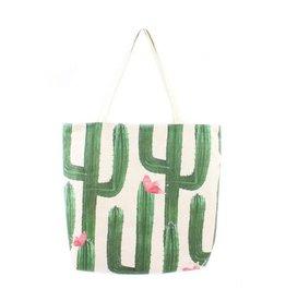 Shopper canvas cactus