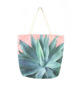 Shopper canvas agave