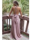 PINK - MULTI-WAY MAXI DRESS