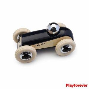 Playforever Racewagen Clyde donkerblauw