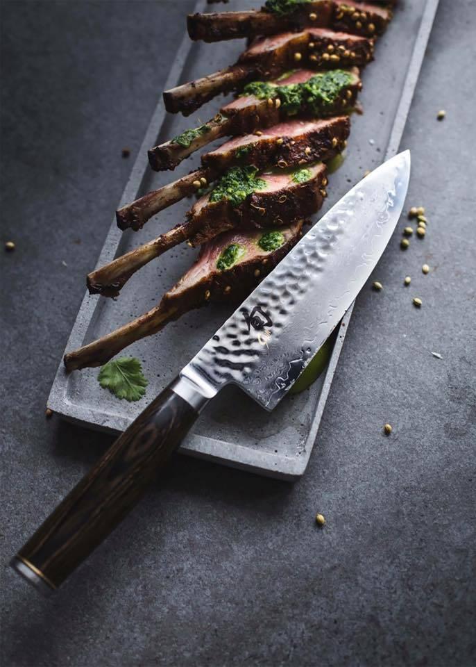 Functionele koksmessen van topkwaliteit