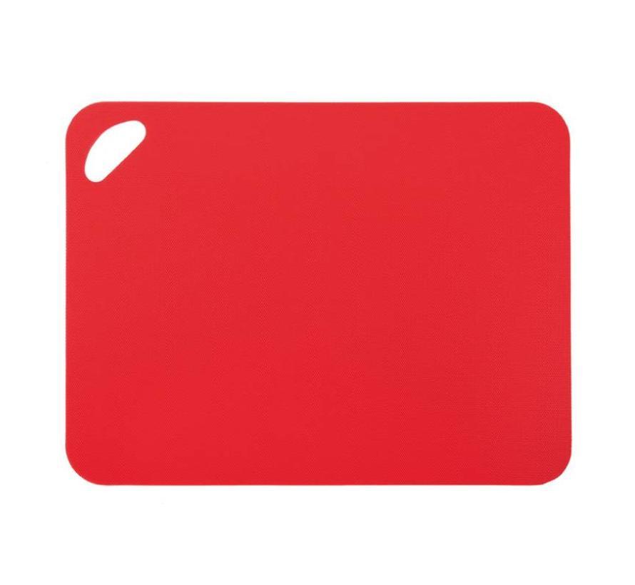 Snijplank Rood 38x29 cm