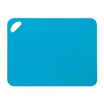 Fleximat Snijplank Blauw 38x29 cm