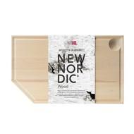 New Nordic Snijplank met Geul 40x24x4 cm