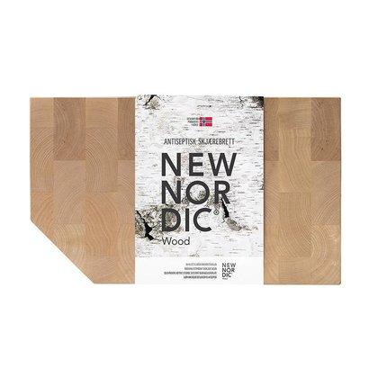 New Nordic Hakblok Kops 40x24x7.5 cm