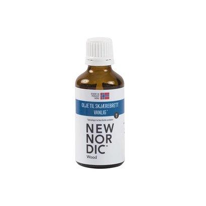 New Nordic Snijplankolie 50 ml