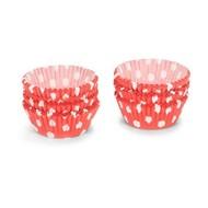 Patisse Papieren Cupcake Vormpjes Rood 5 cm - 200 stuks
