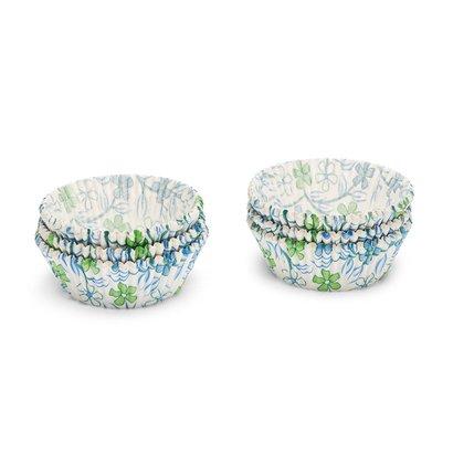 Patisse Papieren Cupcake Vormpjes Bloem - 200 stuks