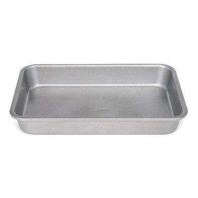 Patisse Silver Top Bak- en Braadslede 35x24 cm