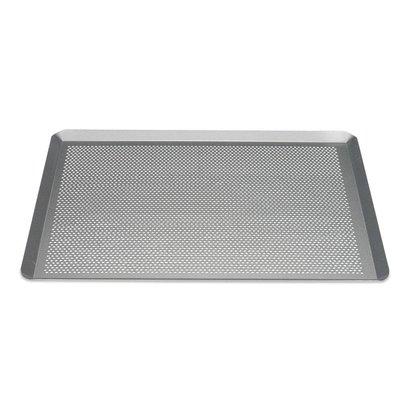 Patisse Silver Top Bakplaat Geperforeerd 40x30 cm