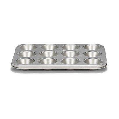 Patisse Silver Top Mini Muffinvorm 12 Vakken 25 cm