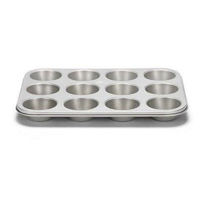 Patisse Silver Top Muffinvorm 12 Vakken 35 cm