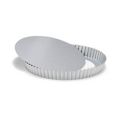 Patisse Silver Top Quichevorm Losse Bodem 24 cm