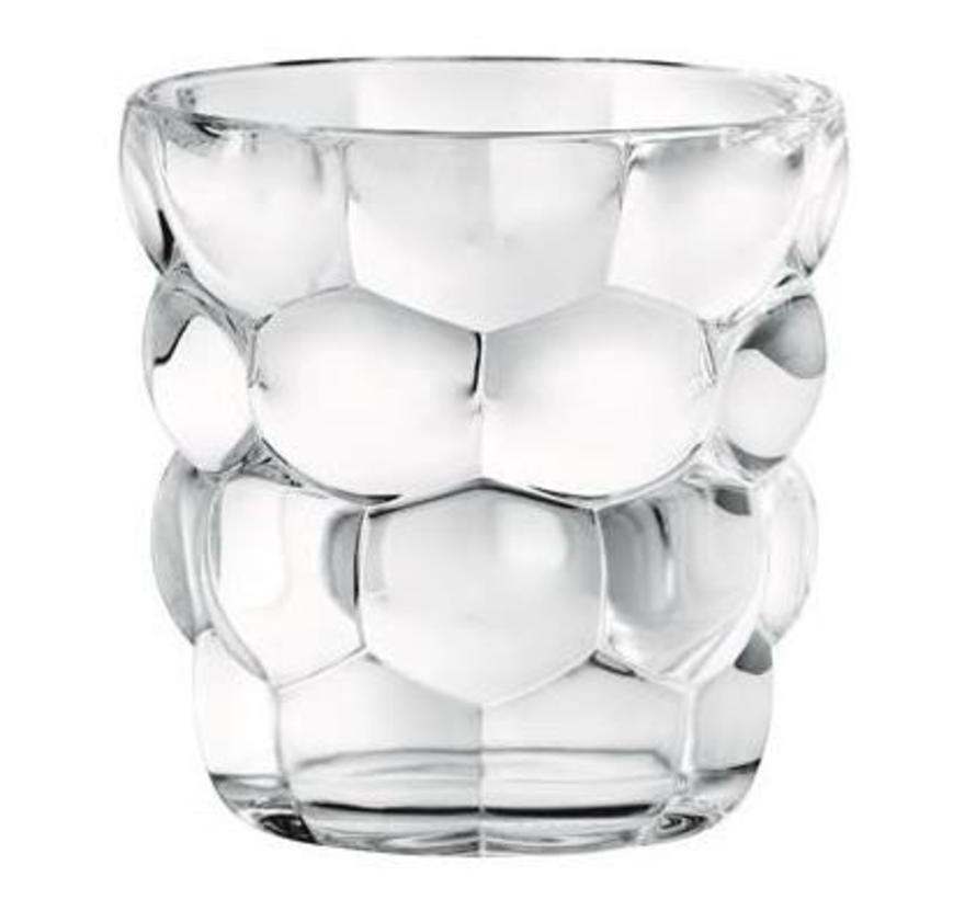 Bubbles Waterglas 240 ml – set met 4 stuks