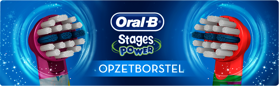 Opzetborstel Oral-B Stages power Cars
