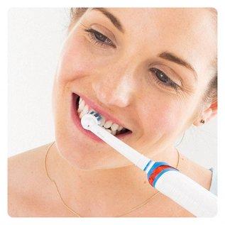 Oral-B Cross Action Opzetborstels - 7+1 stuks