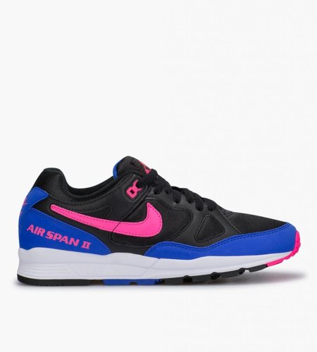 Nike Nike Air Span II Black Hyper Royal Hyper Pink