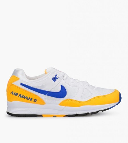 Nike Nike Air Span II White Laser Orange Hyper Pink Hyper Royal