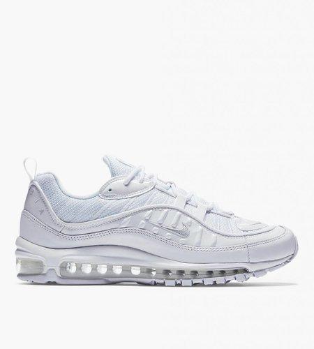 Nike Nike Air Max 98 White Pure Platinum Black-Reflect Silver