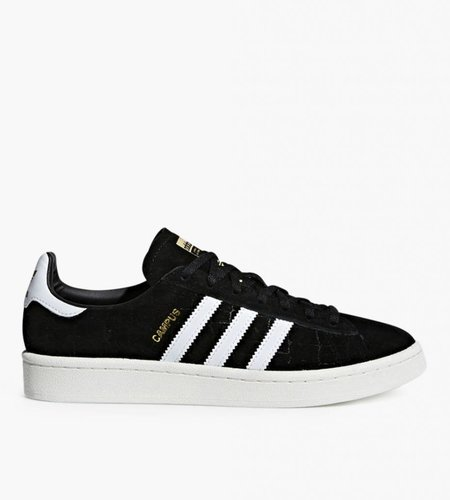Adidas Adidas Campus Crocodile Embossed Core Black Gold Metallic
