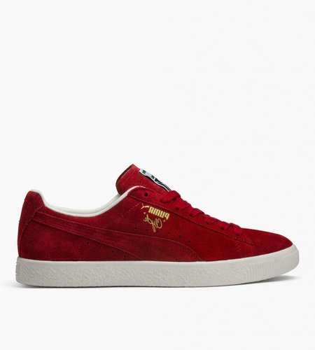 PUMA Puma Clyde From The Archive Red Dahlia