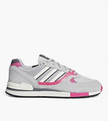 Adidas Adidas Quesence Gray Two Shock Pink