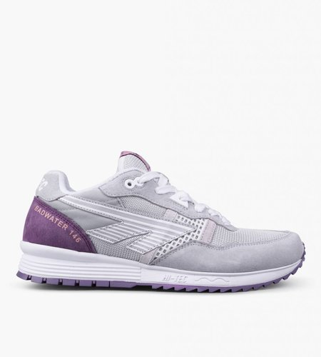 Hi-Tec Hi-Tec HTS Badwater 146 ABC Suede Cool Grey Rose Purple