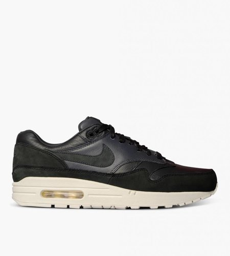 Nike Nike Nikelab Air Max 1 Pinnacle Black Dark Gray Sail Anthracite