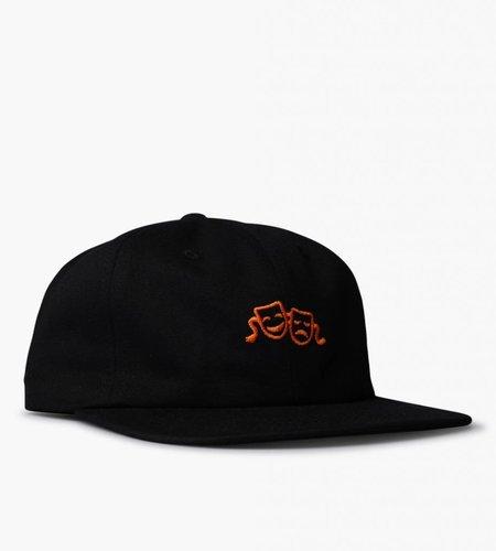 POST POST Drama Club Cap Black