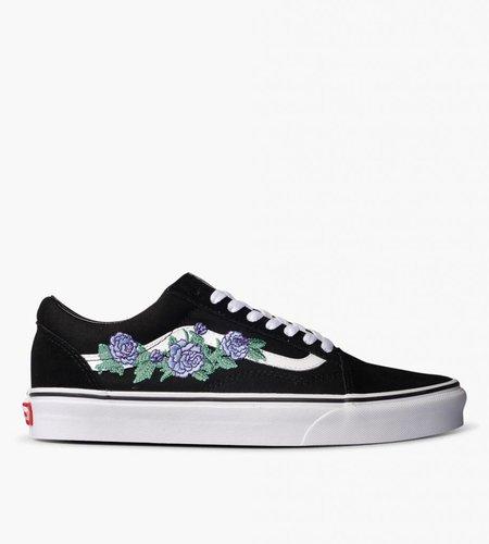 Vans Vans Old Skool Rose Thorns Lilac True White