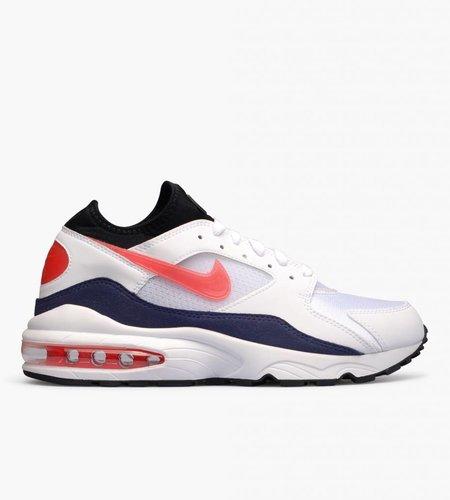 Nike Nike Air Max 93 White Habanero Red Neutral Indigo