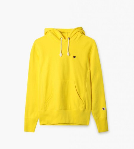 Champion Champion Hooded Sweatshirt Yellow