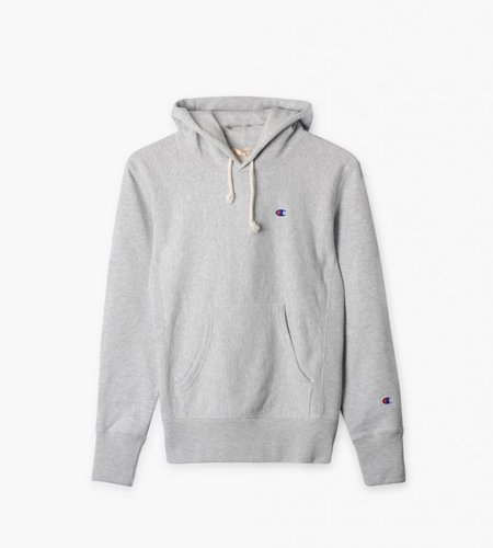 Champion Champion Hooded Sweatshirt Grey