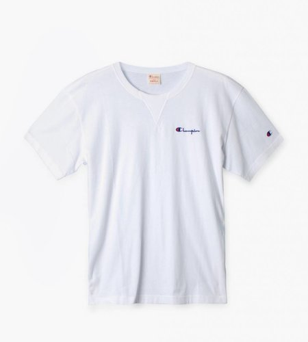 Champion Champion Crewneck T-shirt oversized White