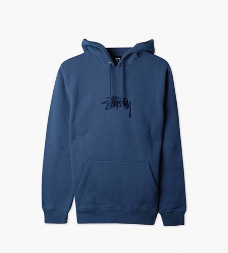 Stussy Stussy Stock App. Hood Cool Blue